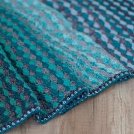 Seashell blanket